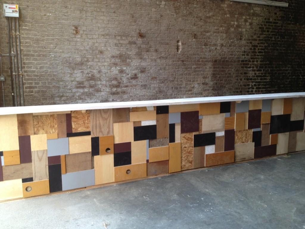 Hothouse cafe pop up bar